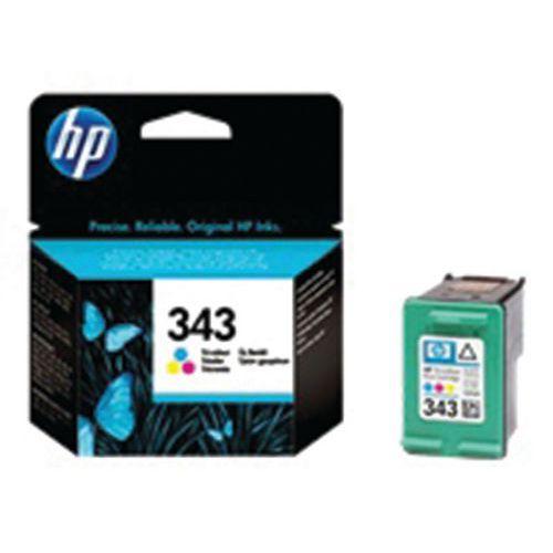 Cartuccia d'inchiostro - 343 - HP