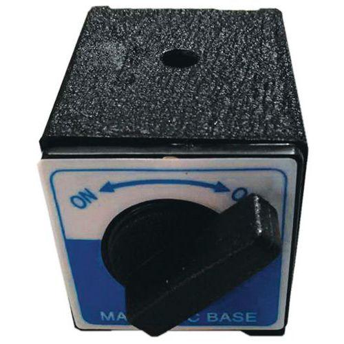 Base magnetica per supportare un comparatore meccanico - Manutan