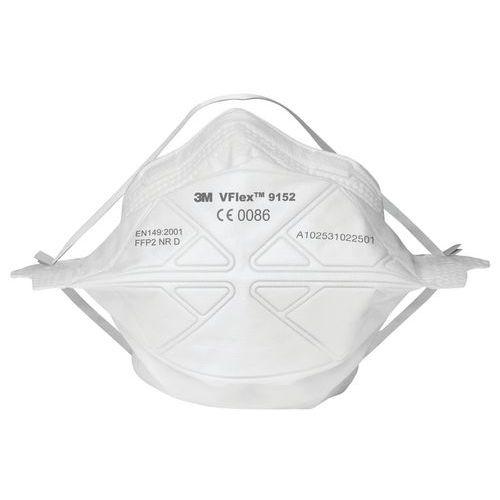 Maschera respiratoria pieghevole 3M™ VFlex