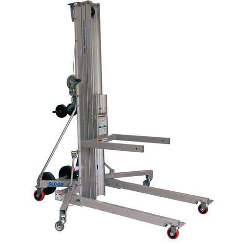 Sollevatore manuale di carichi - Portata 295 kg