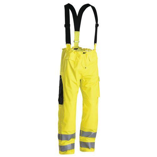 Pantaloni anti-pioggia ritardanti di fiamma