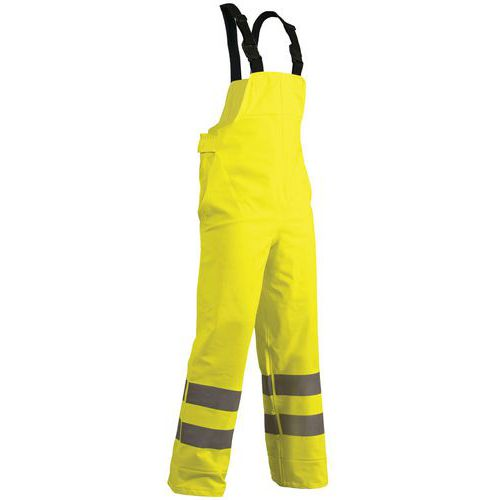Pantaloni impermeabili High-vis