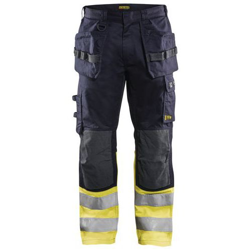 Pantaloni Multinorma in tessuto antifiamma inerente