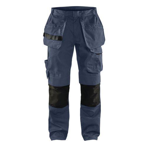 Pantaloni da lavoro Nero/marrone