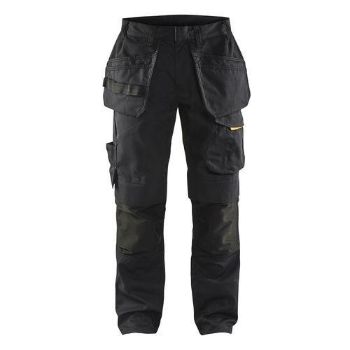 Pantaloni da lavoro Nero/blu