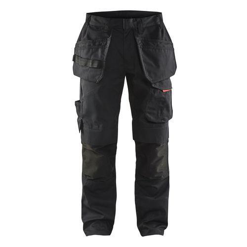 Pantaloni da lavoro Nero/Giallo