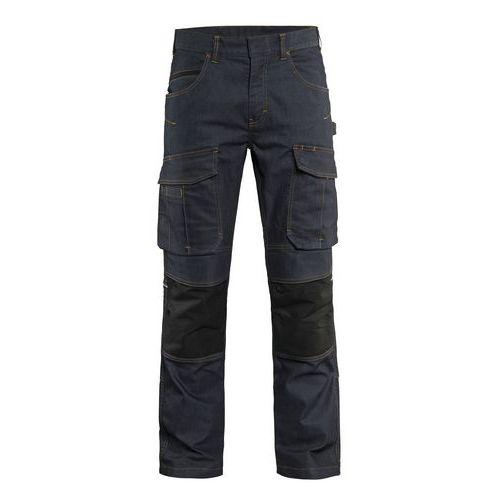 Trouser Unite Blu marino/Nero