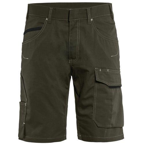 Pantaloni da lavoro Nero/grigio