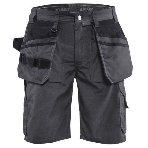 Pantaloncini Unite Nero/grigio