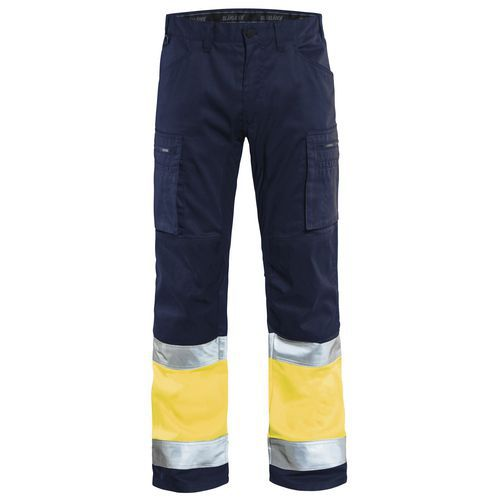Pantaloni High Vis stretch