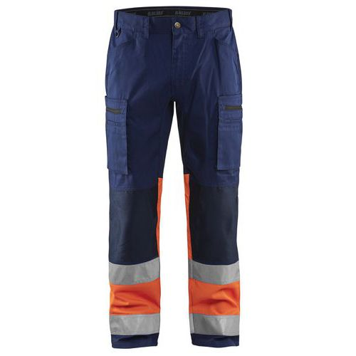 Pantaloni High Vis stretch