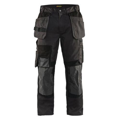 Floorlayer Trousers Grigio Scuro/Nero