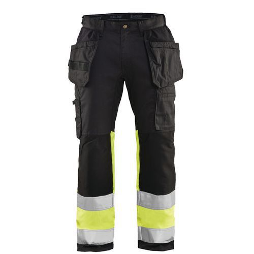 Pantalone high vis con stretch