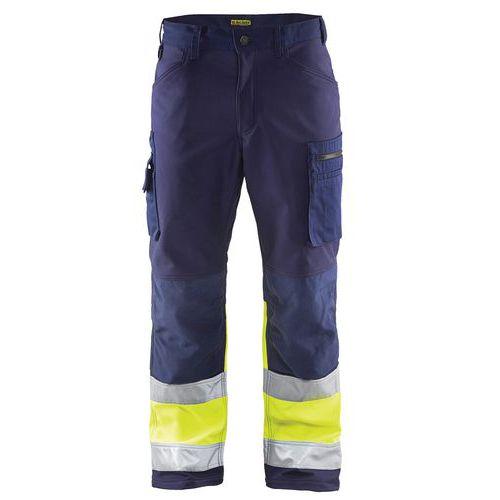 Pantaloni softshell High vis