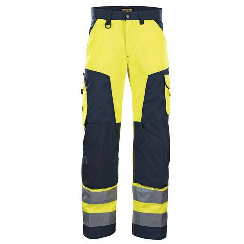 Pantaloni High Vis senza tasche flottanti
