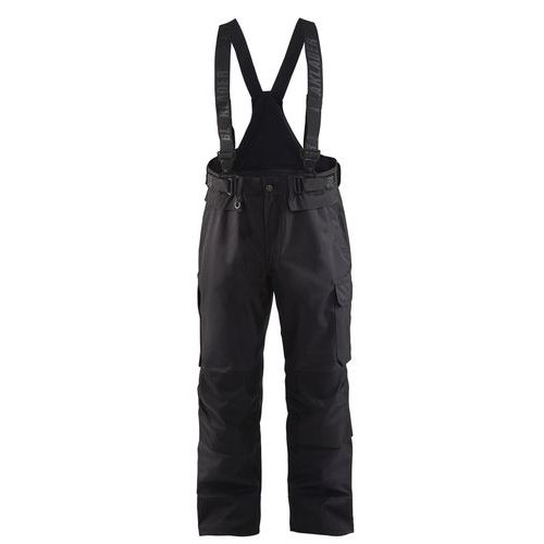 Shell trousers Nero
