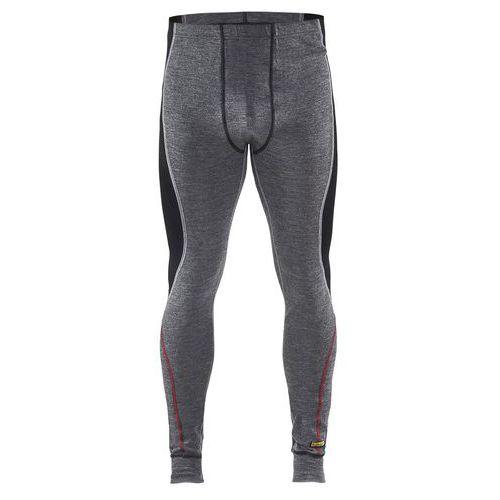 Pantaloncini da artigiano leggeri Nero