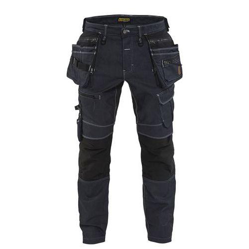Pantaloni artigiano stretch X1900