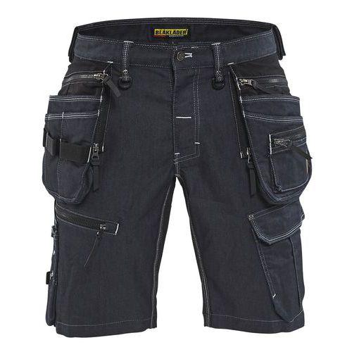 X1900 Craftsman Shorts Blu marino/Nero