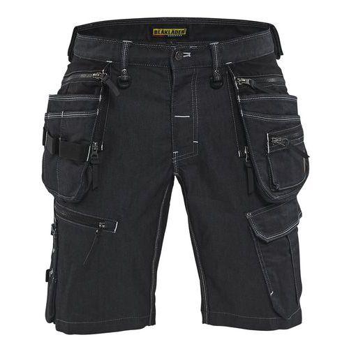 X1900 Craftsman Shorts Nero