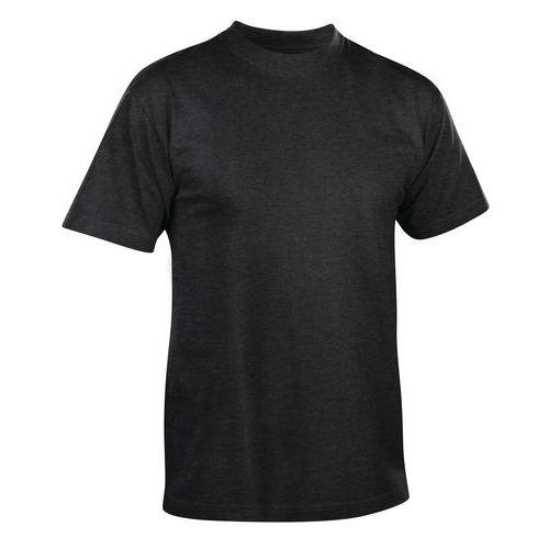 T-Shirt Black melange
