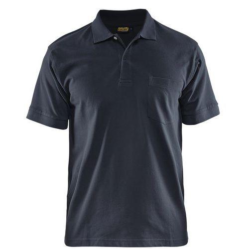Maglietta Polo Blu marino