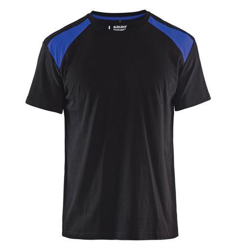 T-shirt a manica lunga grigio scuro