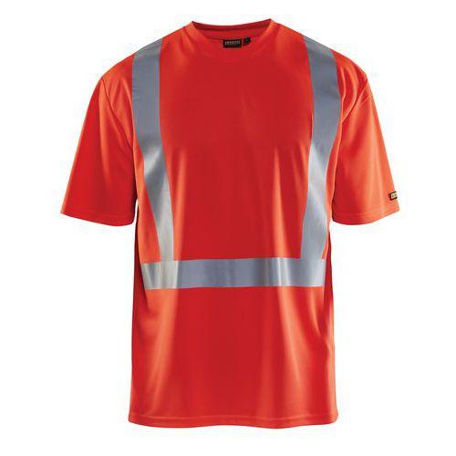 T-Shirt High Vis Rosso