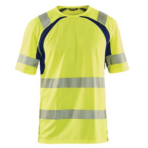 T-Shirt anti UV high vis