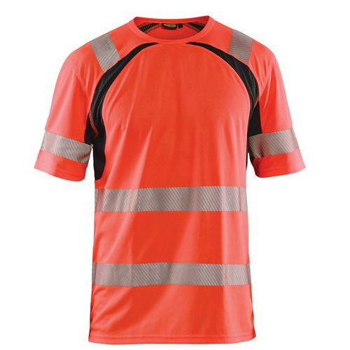 T-Shirt anti UV high vis