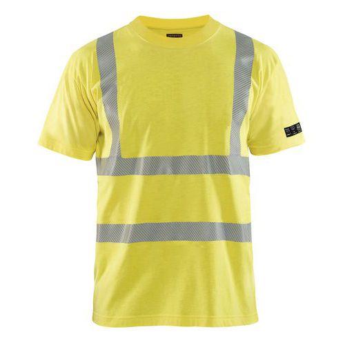 FR Hivis SS T-shirt Giallo