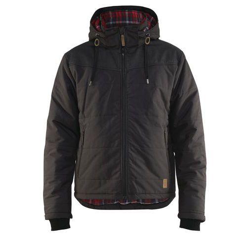 Winter Jacket Grigio Scuro