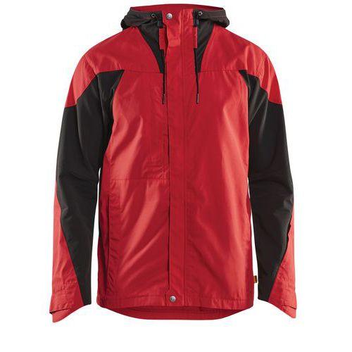 Summer Stretch Jacket Rosso/Nero