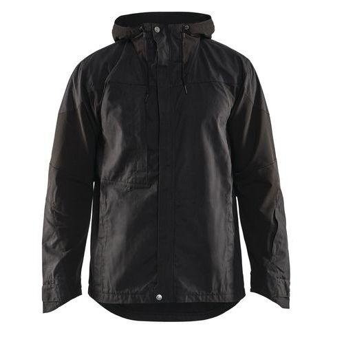 Summer Stretch Jacket Grigio Scuro/Nero