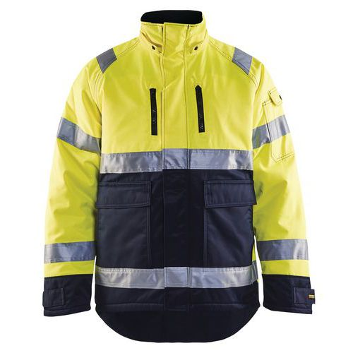 Giacca Invernale High vis