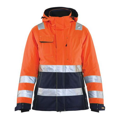 Giacca donna invernale High Vis