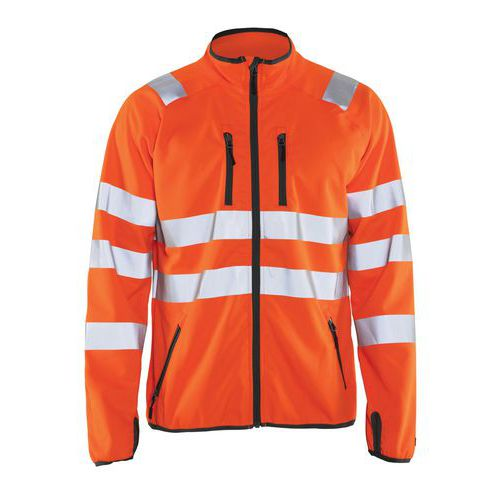 Giacca softshell High Vis