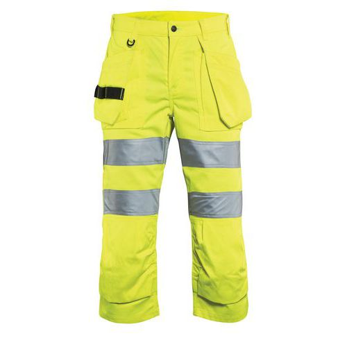Shorts pirata High Vis donna