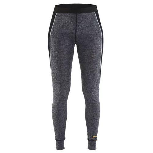 Pantalone intimo termico donna, 100% merino