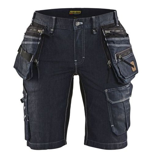 Craftsman shorts X1900, Women Blu marino/Nero