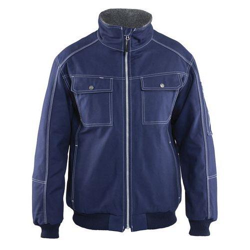 Pilot jacket  Blu marino