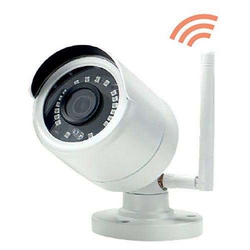 Telecamera per kit video IP Wi-Fi 4 canali