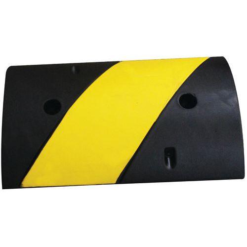 Dosso rallentatore - Nero e giallo