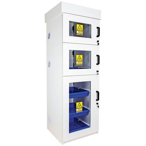 Armadio di sicurezza anti-corrosione - Melaminico - Trionyx