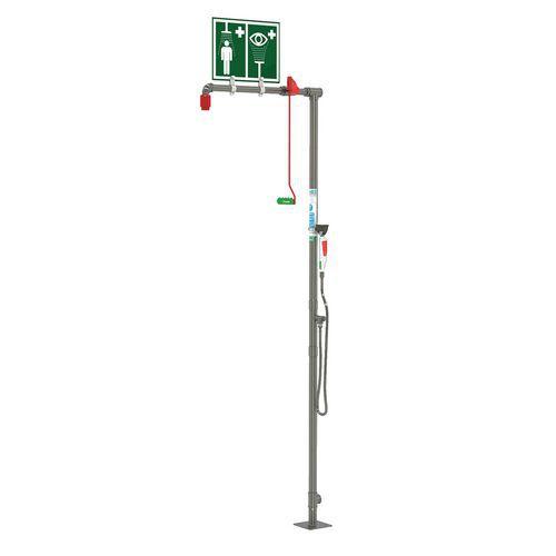 Doccia di sicurezza per uso interno non riscaldata - Per interni - Hughes