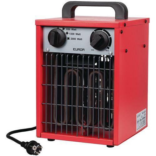 Riscaldatore elettrico EK - 2000W e 3000W - Eurom