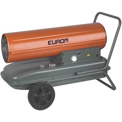 Riscaldatore a gasolio - Fireball 20kW e 37kW - Eurom
