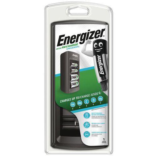 Caricabatterie universale - Energizer
