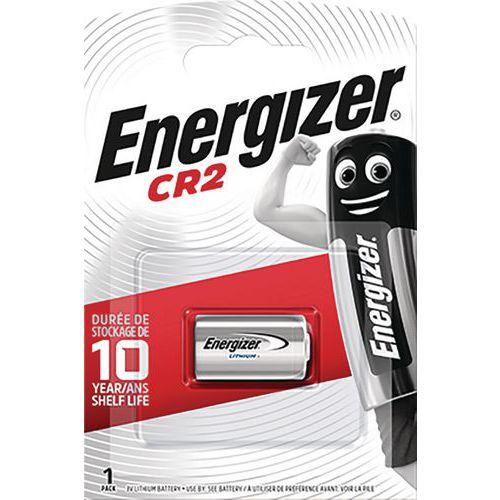 Pila al litio per apparecchi elettronici - CR2 - Energizer