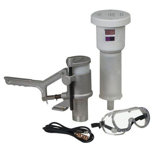 Sistema di smaltimento di bombolette spray Aerosolv - Justrite